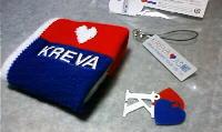KREVA 2010グッズ