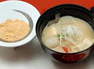 奈良の雑煮?!