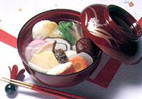 長崎の雑煮