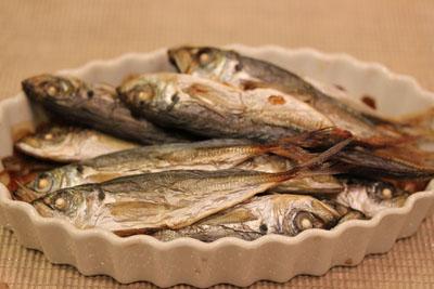 ときどきてんこ盛りお魚