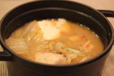 豆腐チゲ2