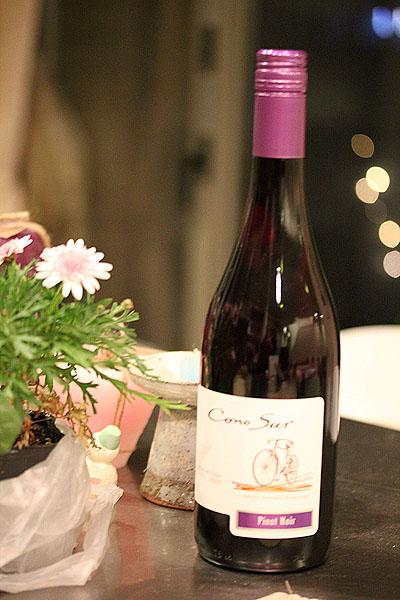 愛しのワインちゃん?