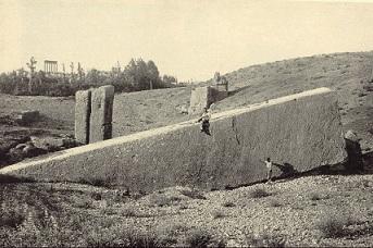 巨石 バールベック2