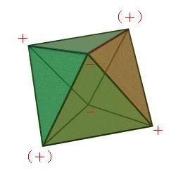 正8面体構造 101