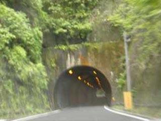 筒森トンネル