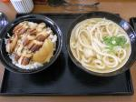 0124かぐら穴子丼セット