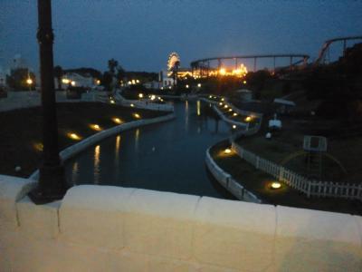 レオマ夜景