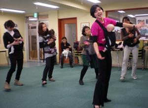 2011.1.17ベビーダンス