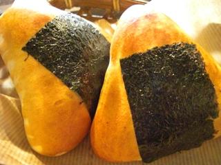 おにぎりパン