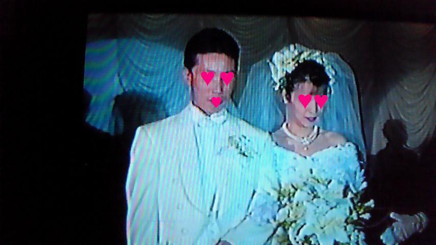 13年前の結婚式披露宴だよ!!.JPG