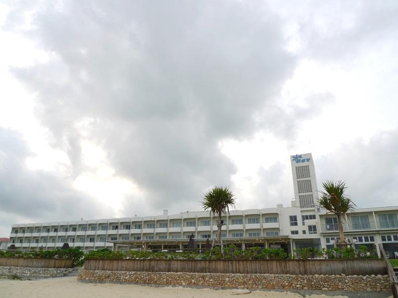イーフビーチホテル 外観