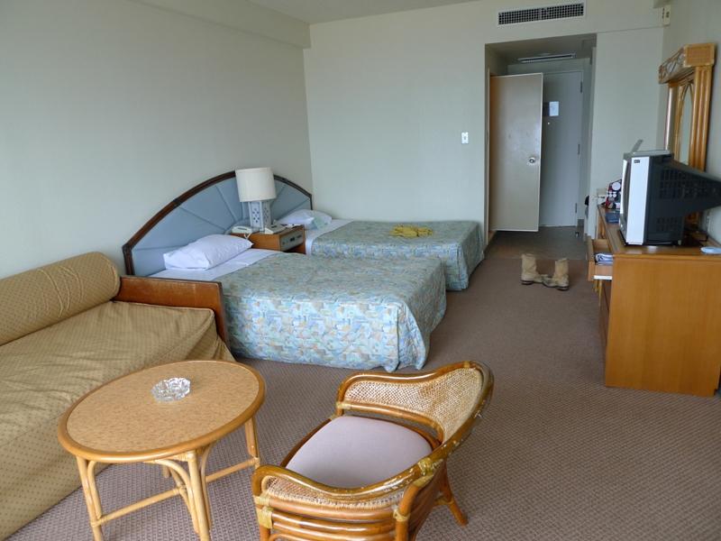 イーフビーチホテル 部屋