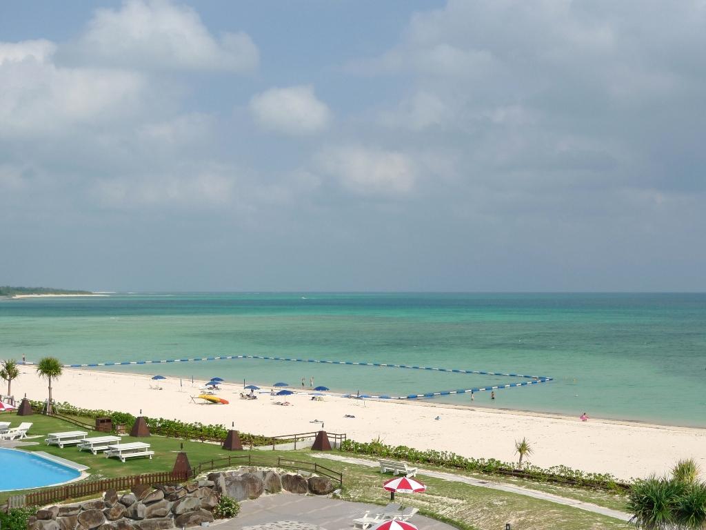 イーフビーチホテル 眺望