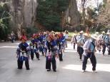 石林民族踊り