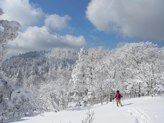 恐羅漢山2