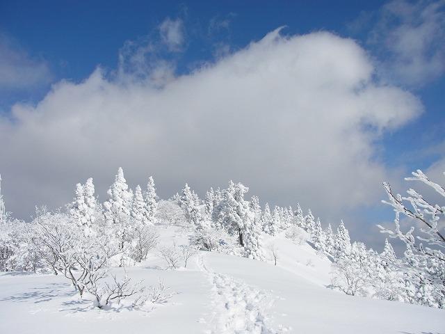 恐羅漢山1