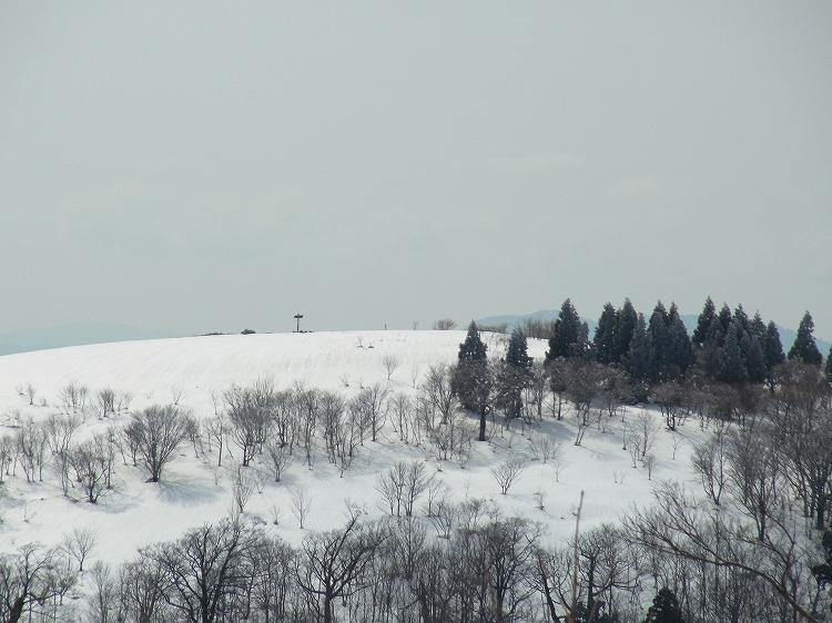 奥三ツ倉から十方山