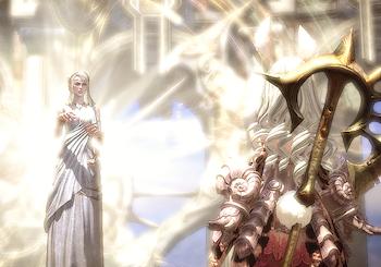 女神ヴェリック