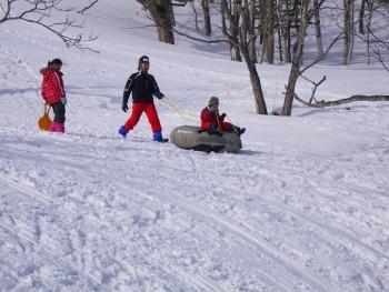 森学 問牧歩くスキー (60) (350x263)