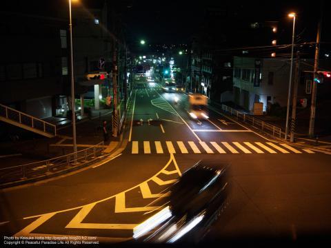 鶴ヶ峰 交差点