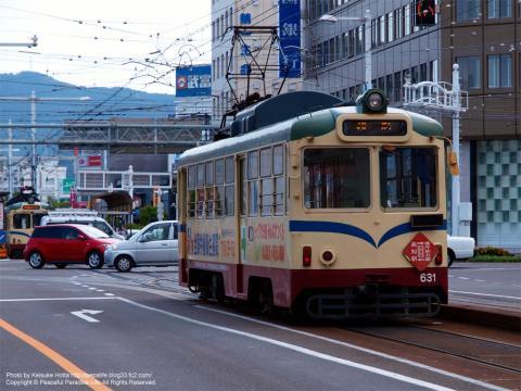 土佐電気鉄道の路面電車