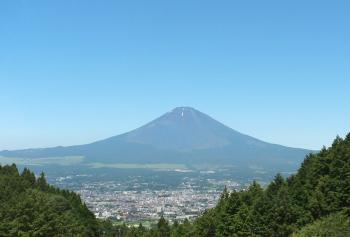 7月23日富士山