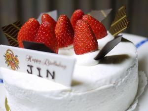 jinケーキ