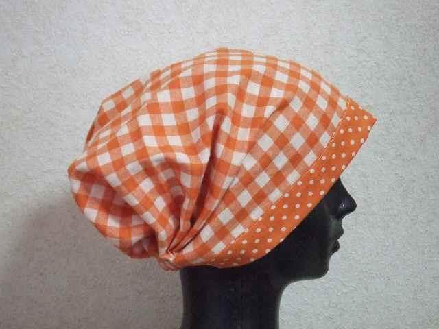 バンダナ 帽子 作り方