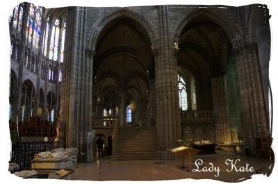 サンドニ大聖堂