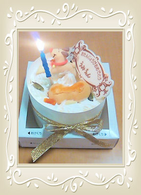 うみちゃん誕生日2