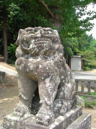 白鳥神社猪国93