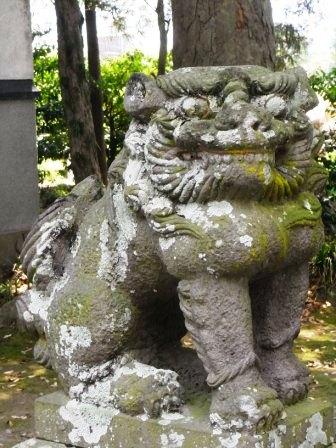 弓立神社高見8