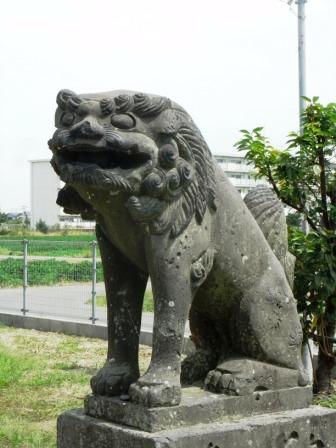 河上神社佃町1