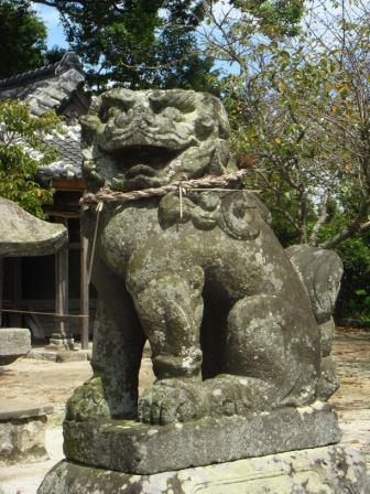 八幡神社牧3