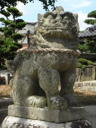 八幡神社牧4