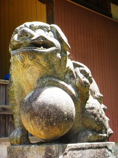 八幡神社大任町1