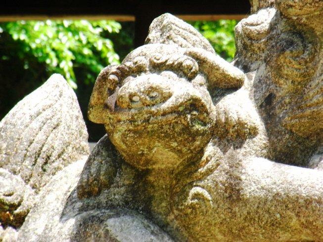 八幡神社大任町6