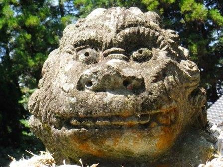 亀都起神社玖珠6