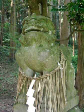 日吉神社湯原1