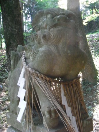 日吉神社湯原3