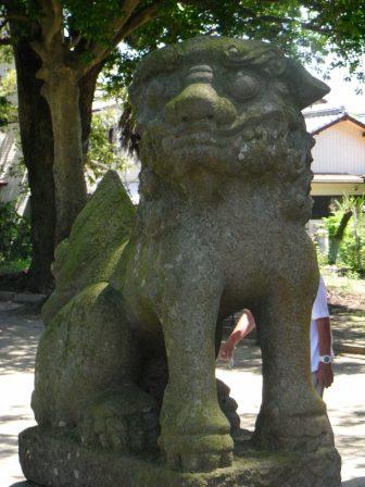 八幡神社 津5