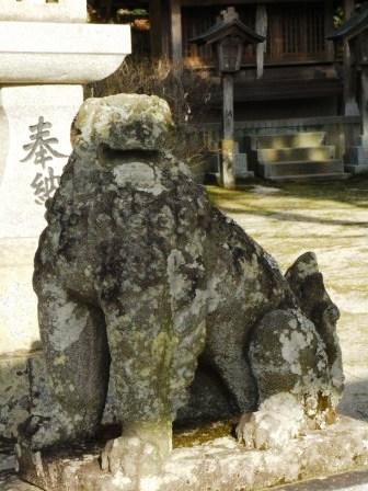 三所神社宮浦1