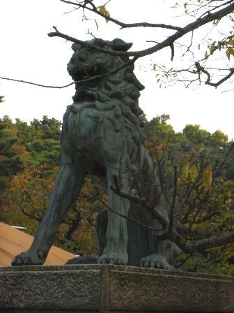 尾山神社金沢1