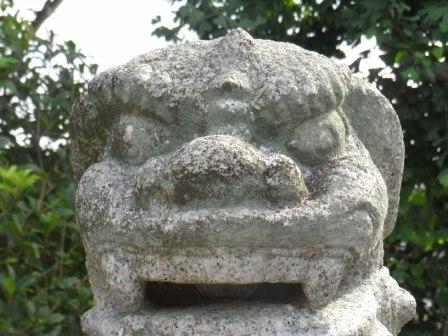 井手神社木守6