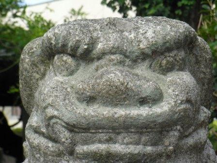井手神社木守8