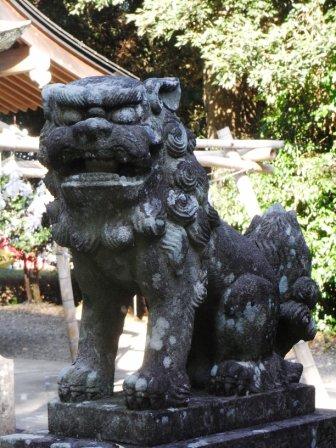 岡留熊野座神社1