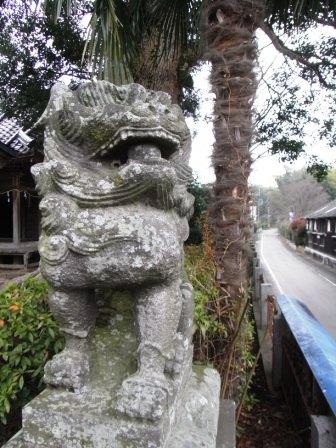 阿蘇神社干潟3
