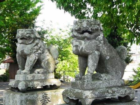 長岡八幡宮1