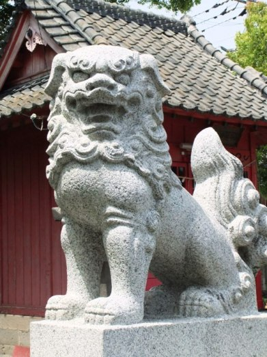 大江神社中津1