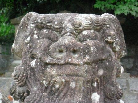 荒穂神社牛隈4
